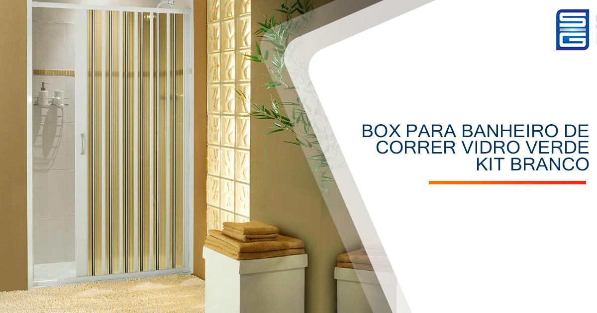 Box para Banheiro de PVC