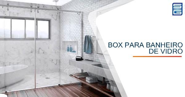 Box para Banheiro de Vidro Guarulhos SP