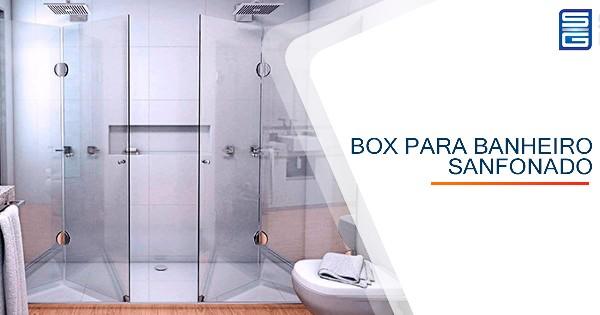 Box para Banheiro Sanfonado Guarulhos SP