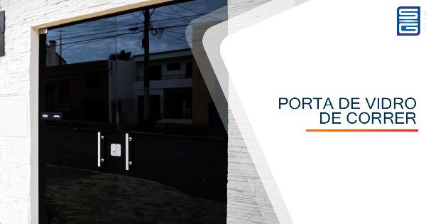 Porta de Vidro Temperado Guarulhos SP
